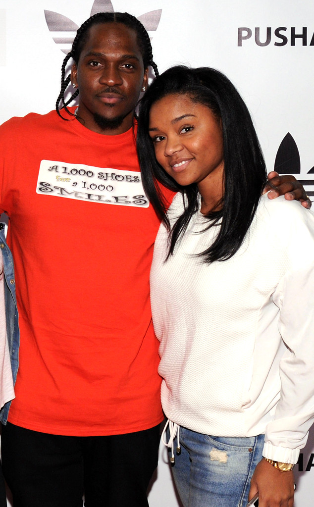 Pusha T, Virginia Williams